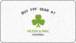 Shop FPF at Milton & Parc