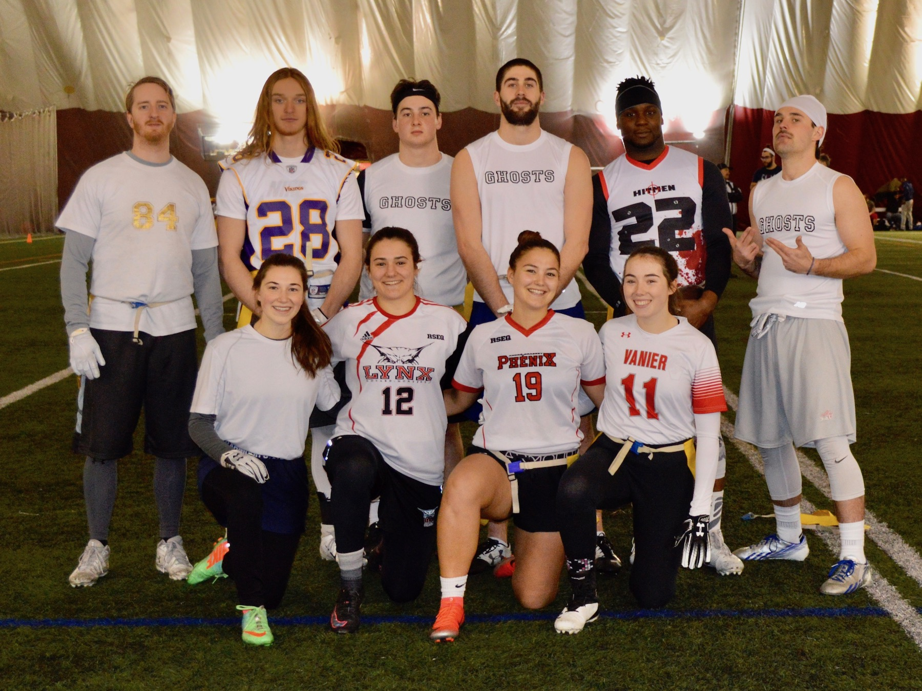 WEEK 4 OF CO-ED ACTION FAR MORE INTERESTING THAN THE SUPERBOWL
