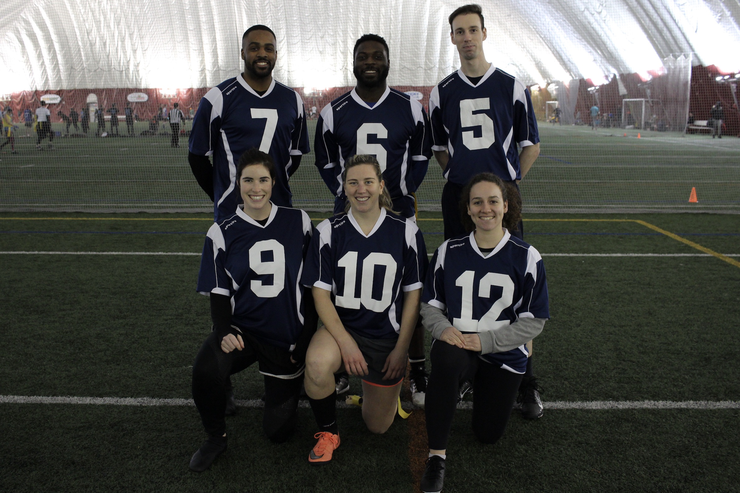 HIGHLIGHTS FROM CO-ED AND WOMEN'S DIVISION KICKS OFF