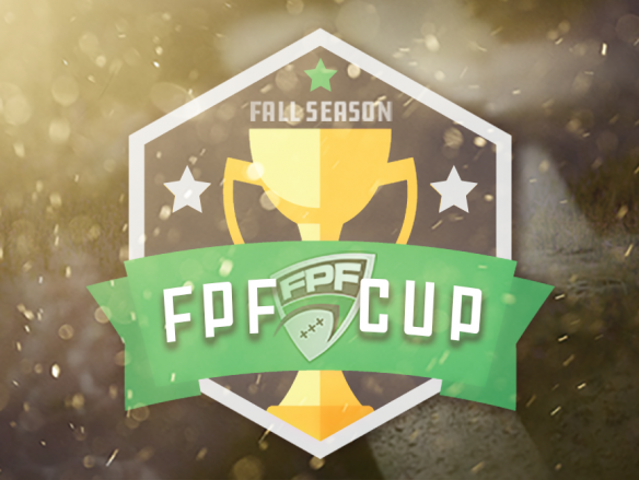 FIRST ANNUAL FPF CUP BREAKDOWN