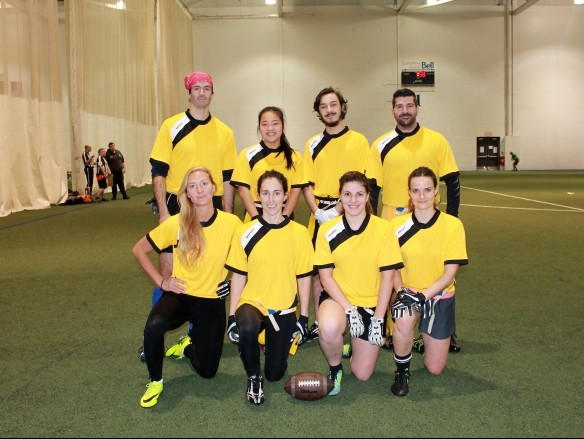 CO-ED SEASON GETS UNDERWAY WITH A FIRST WEEK OF BLOW-OUTS