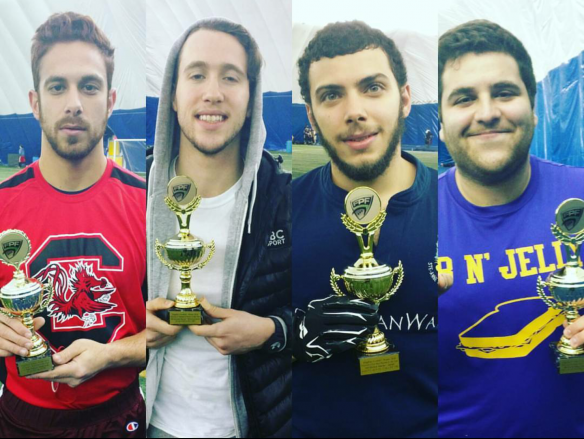 WINTER 2016 INDIVIDUAL AWARD WINNERS