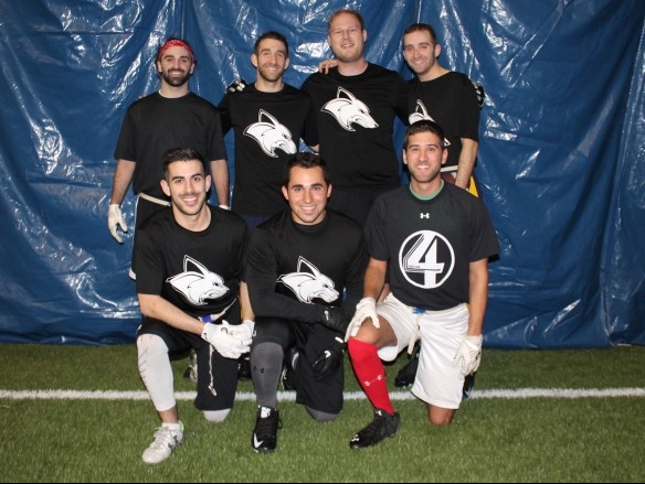F.O.E UPSETS BEARSKINS IN HIGH-SCORING DIVISIONAL MATCHUPS