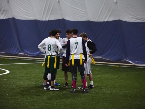 RECAPS, PAIN AND HOW TWO TEAMS CAN RUIN FLAG FOOTBALL